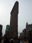We stayed in the Flatiron District.