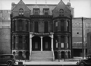 Anna Wilson house in 1920s