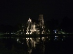 Feuersee at night.