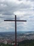 View of Stuttgart from Birkenkopf.