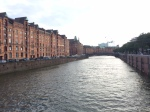 Hafen City, Hamburg.