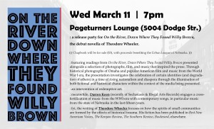 Pageturners Flyer