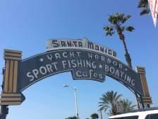 Santa Monica on an off day.