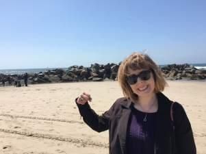 Muscle beach. Duh.