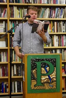 Pegasus Books Downtown in Berkeley.