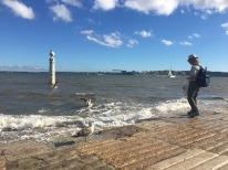Cais das colunas, Lisbon.