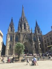 Gótico, Barcelona.