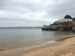 Beach in Cascais.