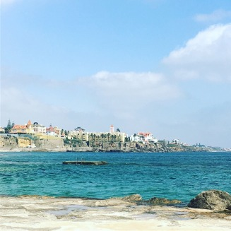 Beautiful views in Cascais.