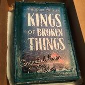 The book cake!