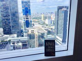 CCB received his copy in Bangkok.